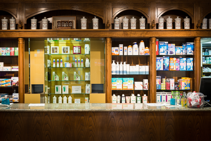Resultado de imagen de Farmacia Astray