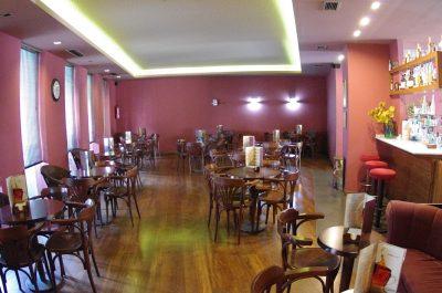 Cafetería Egomundi