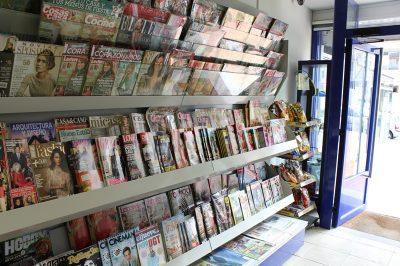 Revistas Estanco González y Varela