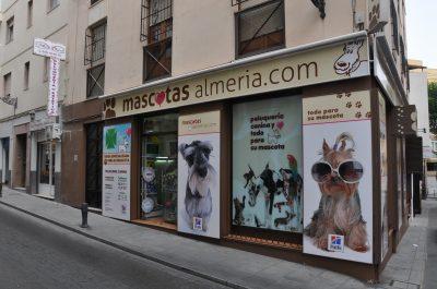 Mascotas Almeria