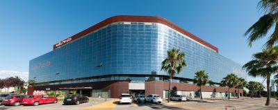 Edificio Galia Puerto. Oficinas y Centro de Negocios