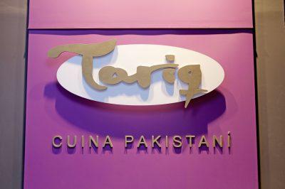 TARIQ cuina Indo- Pakistanesa