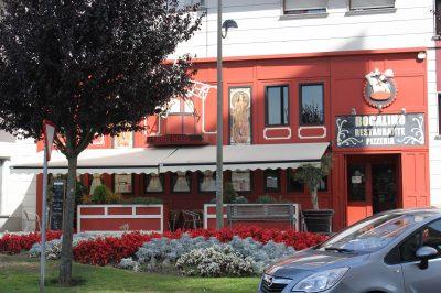 Restaurante Pizzería Bocalino