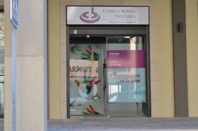 Clínica Bofill a Figueres.