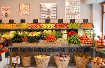 """Frutas y Verduras """"Las Cinco Villas"""""""