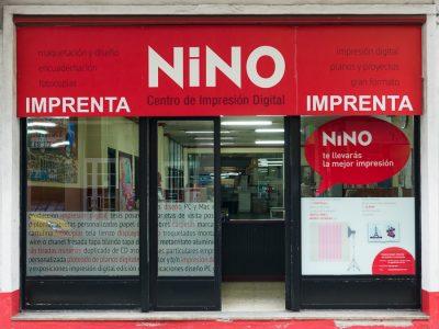 NINO Centro de Impresión Digital