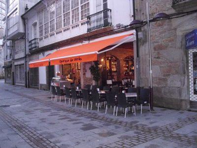 Restaurante O Parque de Atrás