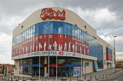 Centro Comercial Ferri
