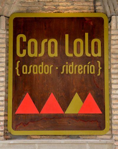 Asador Casa Lola