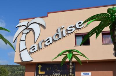 Club Paradise Privée, a La Jonquera.
