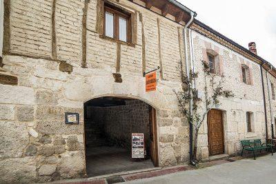 Albergue de Santa Brigida