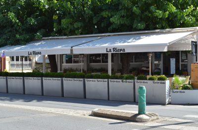 Pizzeria – restaurante La Riera