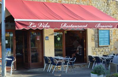 Restaurant La Vila, de Pals