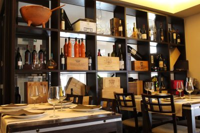 Restaurante Lubre