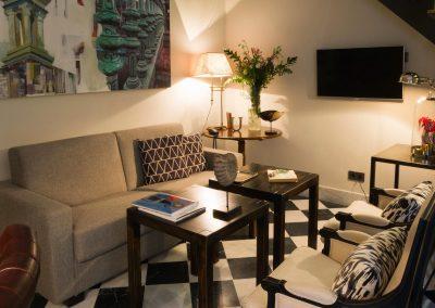 Duplex: Salón