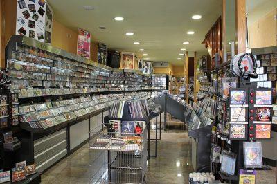 Tienda Don disco