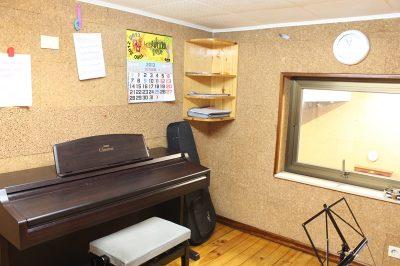 Sala Aulos Escola de Música