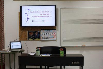 Piano Aulos Escola de Música