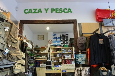 Caza y Pesca Campo Base