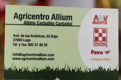 Datos Agricentro Allium
