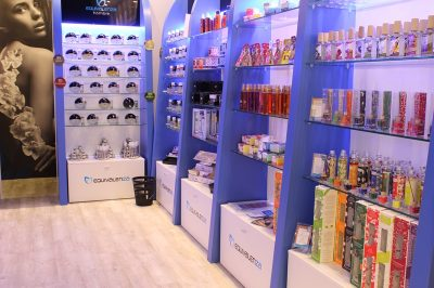 Lateral 1 Equivalenza Perfumería